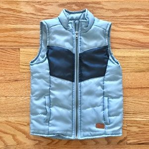 7 for All Mankind Boys 4T Blue/Navy Vest